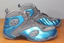 NIKE ZOOM ROOKIE Sz 8.5 DS PENNY 1 COOL GREY Foamposite 472688-402