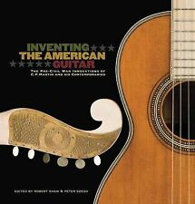 INVENTING THE AMERICAN GUITAR - NEW HARDCOVER BOOK