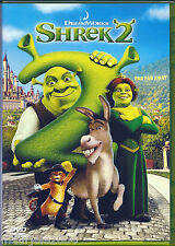 Shrek 2 * (2004) DVD NUOVO SIGILLATO ORIGINALE Animazione 1° Stampa
