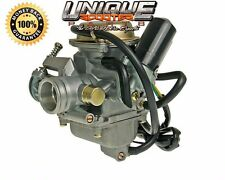 SCOOTER 150CC GY6 OEM 24mm Carburetor With FREE 10 Piece JET KIT