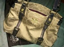 COACH Mia Carry all Shoulder Bag #15402