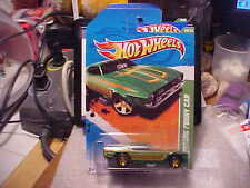 2011 Hot Wheels SUPER Treasure Hunt #10 '71 Mustang Funny Car