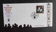 GB 1996 100 Years Cinema Pictures Bletchley Park FDC RNLI Official Postmark 25p