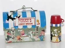 Looney Tunes Porky's MINI Tin Lunch Box Wagon 2004 Hallmark ORNAMENT EUC!
