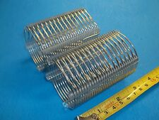 "RF Inductor, Air Coil, Indended Turns, 21 uH, 2""X3"", for 2, AWG 16, (IC26P)"