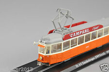 Atlas Tram Be 4/4 Standardwagen(SWPSAAS)-1952 Model 1:87 Diecast Truck Frigure