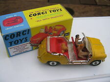CORG I 242 FIAT JOLLY 600 FROM 1965 VERY RARE  NOT MINT !!!AS DESCRIBED INREPBOX