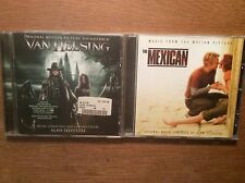 Alan Silvestri [ 2 CD Alben ] The Mexican + Van Helsing