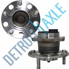 Both (2) New Rear Complete Wheel Hub and Bearing Assembly Chrysler Dodge w/ ABS