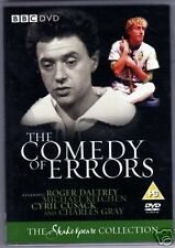 The Comedy Of Errors - BBC Shakespeare Collection DVD Roger Brand New and Sealed