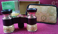 Vintage-AMC-3X-Opera-Glasses-in-Matching-Brocade-and-Velvet-Case-Made-in-Japan