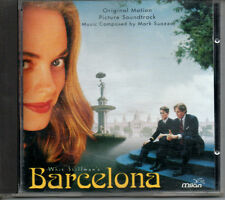 Mark Suozzo BARCELONA original soundtrack CD MILAN BMG 1994 film Whit Stillman
