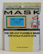 Eduard 1/32 JX030 Canopy Mask for the Tamiya F-14A Tomcat kit