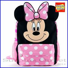 "Disney Minnie Mouse 12"" Toddler Backpack"