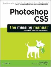 Photoshop CS5: The Missing Manual-ExLibrary