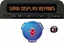 ★★★★★★ SAAB 93 (9-3) & 95 (9-5) SID INFO DISPLAY SPEAKER REPAIR SERVICE ★★★★★★