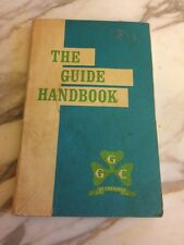 The Guide Handbook by Girl Guides of Canada 1965