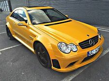 MERCEDES CLK 209 AMG BLACK SERIES BODYKIT UMBAUSATZ UVP 3999€ WIDEBODY
