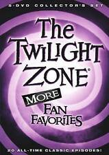 The Twilight Zone: More Fan Favorites, New DVDs