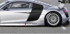 2x Audi Sport Aufkleber Audi S-line seitlich Logo A1 A2 A3 A4 A5 A6 A7 A8 Q3 Q5