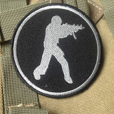 Counter Strike Badge Video Game  AIRSOFT MILSPEC TACTICAL EMBROIDERED PATCH