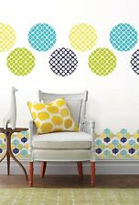 Jonathan Adler WallPops WPD0183 Hollywood Pois Art Mural Kit