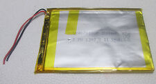 """Replacement Battery 3.7v/3000mAh for 7"""" Polaroid S7 Android Tablet"""