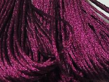 DMC Light Effects Embroidery Floss Color E3685 Rosewood Antique Effects Art 317