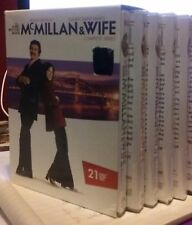 McMillan and Wife: The Complete TV Series Seasons 1 2 3 4 5 6 DVD Boxed Set