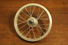 Scooter Bike Bicycle Rear Wheel 12'' X 1.5/1.75'' 9T Freewheel Aluminum M10
