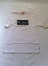 BNWT PUMA Men's Short Sleeve T-Shirt Sz Small new White