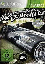 Xbox 360 Need For Speed Most Wanted alemán usado muy buen estado