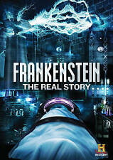 Frankenstein: The Real Story (DVD, 2014, 2-Disc Set)