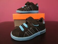 Lonsdale Baby Oval Children Boys Laced Sport Shoes Trainers Footwear uk 5