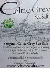 *500G ORIGINAL CELTIC GREY SEA SALT FROM CELTICSEASALTS Co.. CELTIC SEA SALT Co*