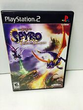 Legend of Spyro: Dawn of the Dragon (Sony PlayStation 2, 2008) Complete