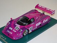 1/18 AB Models Jaguar XJR12 from the 1991 24 Hours of LeMans #35