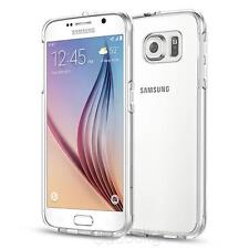 ULTRA CLEAR CRYSTAL VIEW TPU GEL SLIM PHONE CASE COVER FOR SAMSUNG GALAXY S6