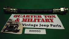 "Jeep Willys MB GPW Cj2A M38 G503 M38A1 6"" front brake hose"