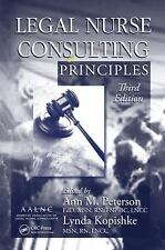 Legal Nurse Consulting Principles, 3rd Edition