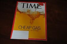 Time Magazine February 2, 2015 Cheap Gas How long can it last?  Oil Yemen articl