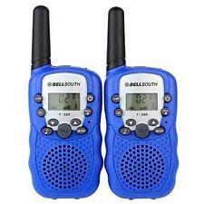Mini 2 Pcs LCD 5km UHF Multi Channels Two-Way Radio Wireless Walkie Talkie T-388