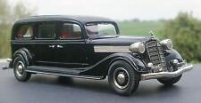 CSV Modelos 1934 Miller-Buick funeral entrenador