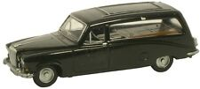 Oxford 76ds002 Daimler ds420 CARRO FUNEBRE Nero Scala 1/76 = 00 Gauge nuovo caso-t48