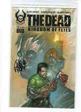The Dead Kingdom of nappes #3 signed by simon Bisley Glenn Fabry Andy Brown
