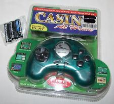 Game Master Plug & Play Casino At Home - 5 Games in 1 - BATTERIES INCLUDED!