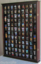 100 Shot Glass Display Case Wall Cabinet Rack, with door to preven Dust, SC15-MA