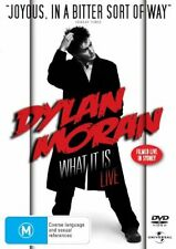 Dylan Moran: What It Is Live DVD NEW