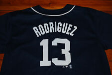 #13 Alex Rodriguez New York Yankees MLB Baseball Jersey (Youth X-Large) Majestic