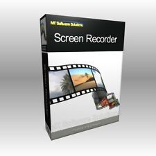 Screen Capture Recorder Recording Record Video Editing Tool Software